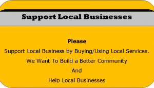 poa local businesses
